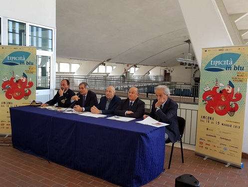 CONFERENZA STAMPA TIPICITA IN BLU 2019