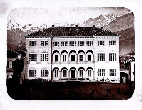 Lanificio Vercellone a Sordevolo stampa