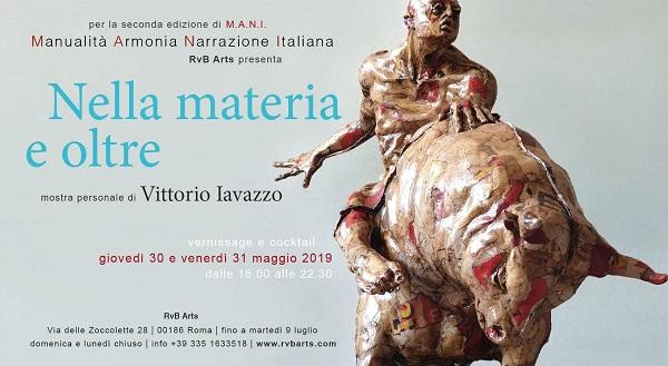 Invito-VITTORIO-IAVAZZO Nella-materia-e-oltre 30-e-31-maggio RvB-Arts light
