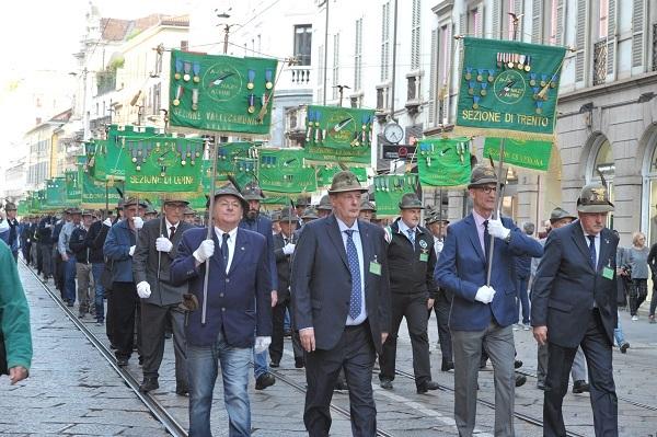 LA SFILATA F.to  credit Marco Rolando
