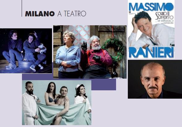 Milano 24orenews Maggio 2019 - Teatri