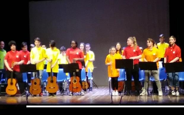 Orchestra Scuola Media Pollenza