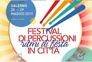 SALERNO festival percussioni 2019