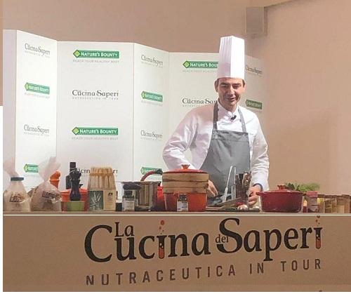 Show Cooking La Cucina dei saperi