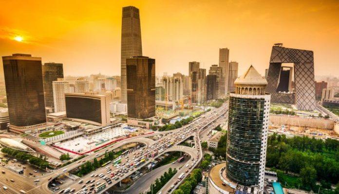 Skyline Pechino