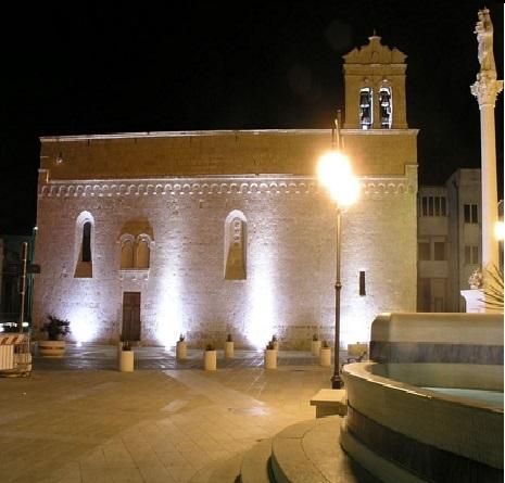 Taurisano Piazza Castello
