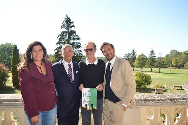 Viaggio castello-SINDACI Salvatore Carmen