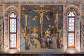 Altichiero Da Zevio Crocifissione