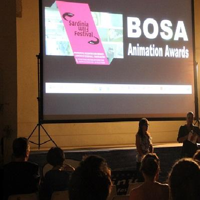 Bosa Animation Award Archivio 2
