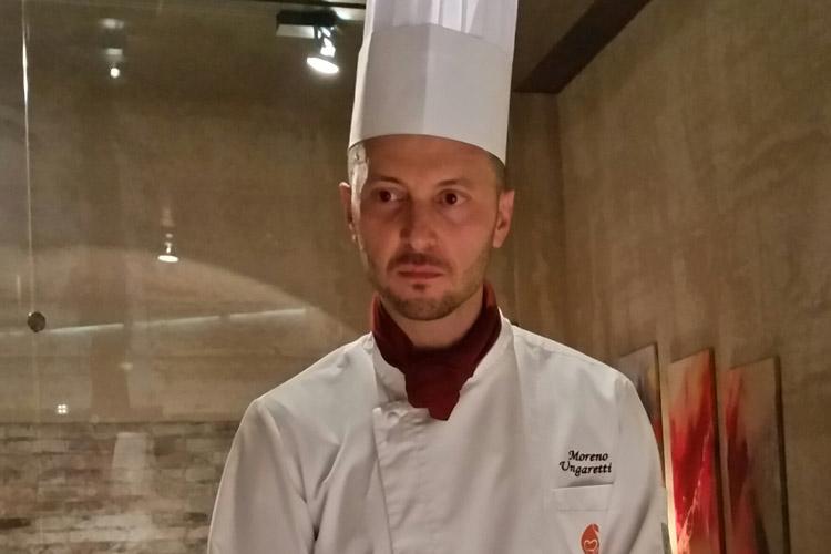 MORENO UNGARETTI  Executive Chef Devero