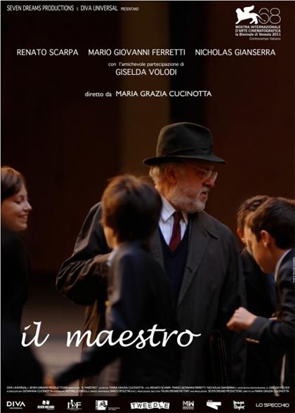 Maria Grazia Cucinotta  - film Il Maestro