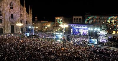 Milano in concerto