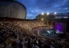Roma - Auditorium Parco della Musica - Cavea