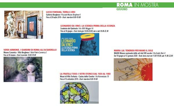 Roma in mostra giu19