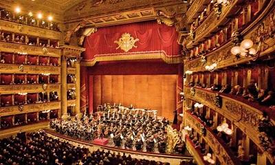 Teatro alla Scala Milano b