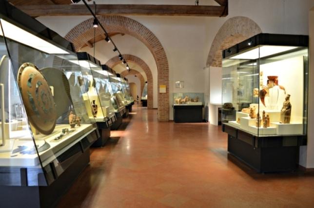Vibo Valentia - Interno Museo