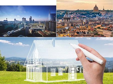 acquisto seconda casa Roma Milano