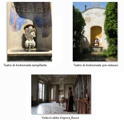 teatro di Andromeda Villa Arconti