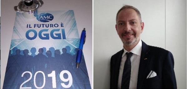 AMC Pentole - general manager Antonio Albano