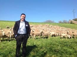 BATTISTA CUALBU Pres.Coldiretti Sardegna