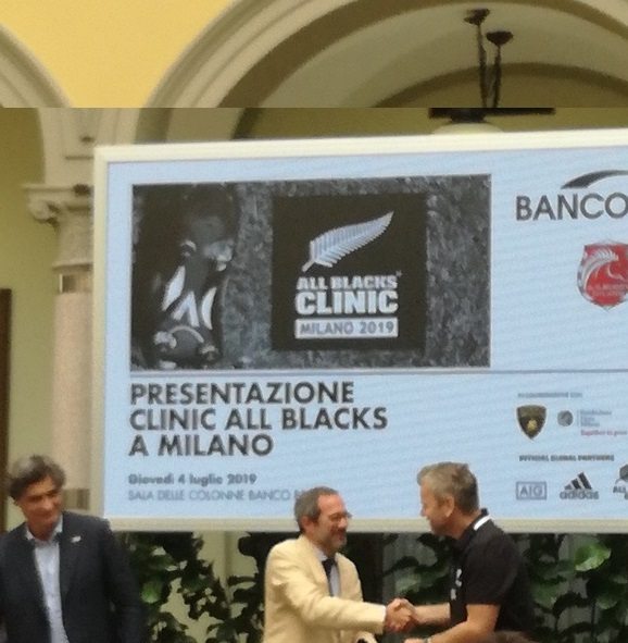 BPM CLINIC ALL BLACKS A MILANO