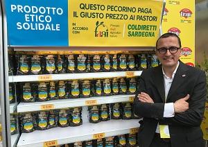 Biraghi pecorino etico solidale dir mktg Claudio Testa