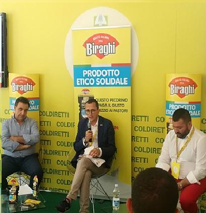 Conferenza Stampa Biraghi con Coldioretti Sardegna