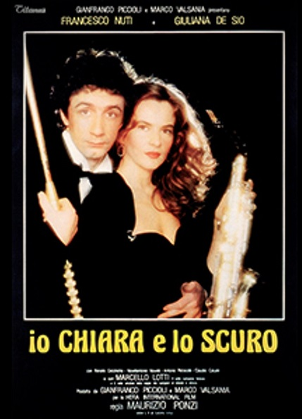 Giuliana De Sio - Io Chiara e lo scuro - Francesco Nuti