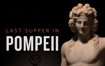 Mostra Last Supper in Pompeii