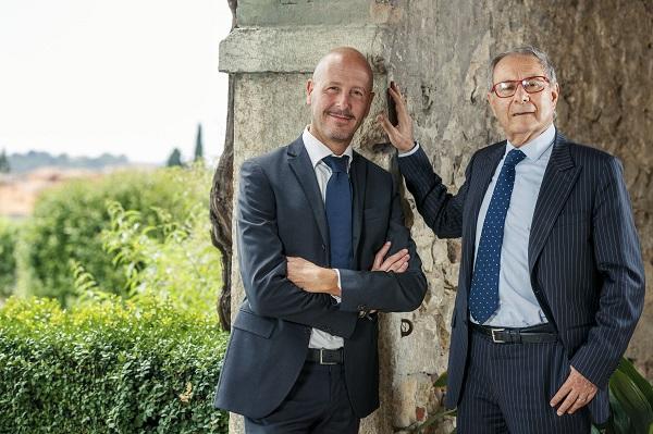 Sandro Boscaini e Federico Girotto
