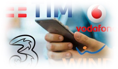 Wind 3 Vodafone e Fastweb tariffe 28 giorni