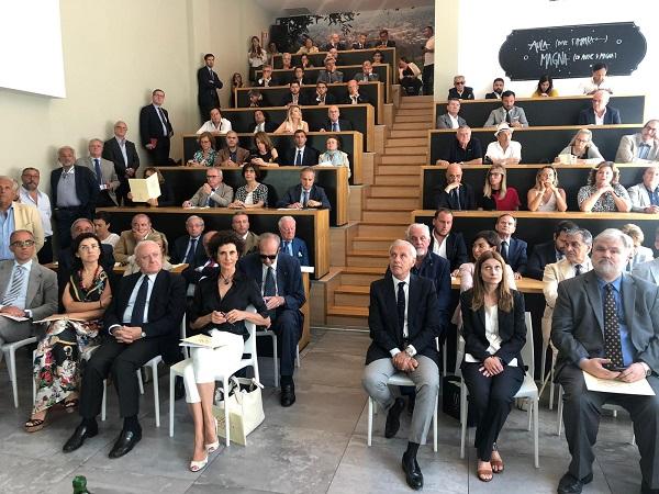 XIII incontro con il territorio Comitato Leonardo Eccellenze Campane 15.07.2019