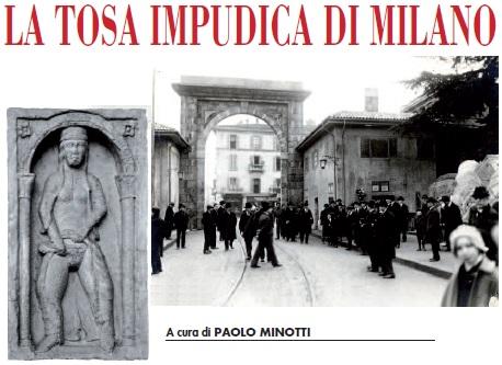 la Tosa impudica di Milano