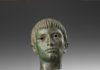 Testa di giovinetto da Fiesole, 330 a.C. circa, Firenze, Museo Archeologico Nazionale, Polo Museale della Toscana