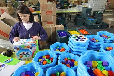 Quercetti - il Giappone conquistato dai giocattoli Made in Italy