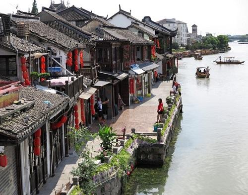 villaggio di Zhujiajiao