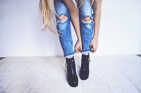 come indossare tronchetti r