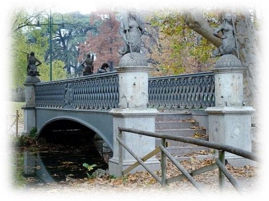 Le sorelle Ghisini - Ponte delle sirenette - Milano