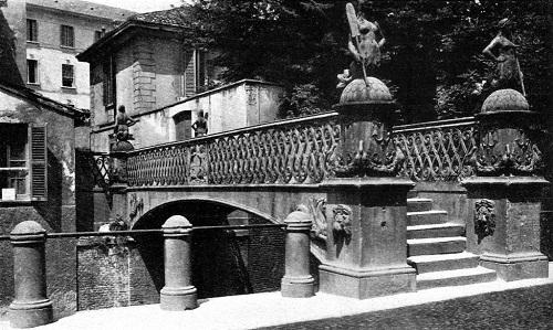 Ponte delle Sirenette - 1905-1910