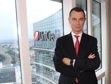 Jean Pierrre Mustier - amministratore delegato di Unicredit