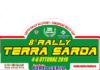 Logo 8 Rally Terra Sarda 4-6 ottobre 2019