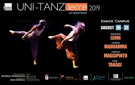 Uni-Tanz 2019 lecce