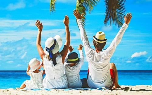 Vacanze con famiglia consigli utili quando si viaggia con i bambini
