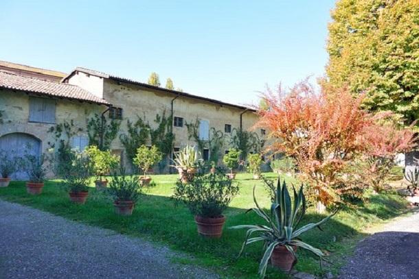 interno castello  Panzano