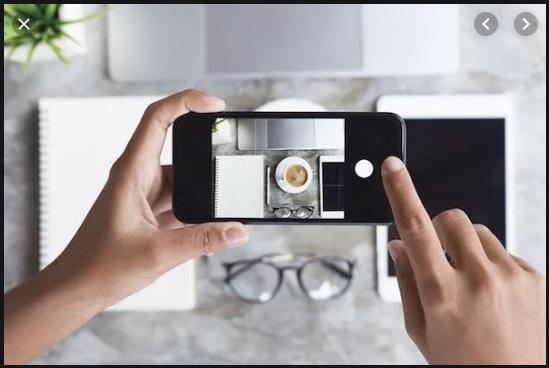 mobile photografy