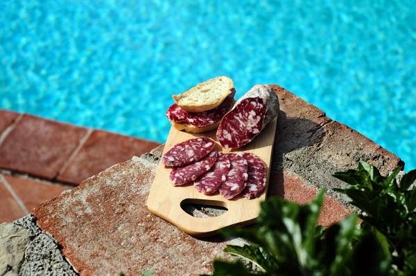 salami piscina
