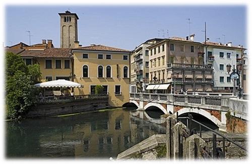 Il Sile a Treviso