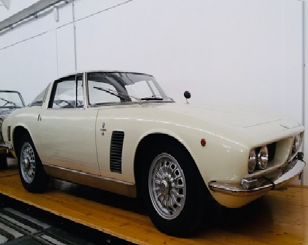 Iso Grifo Lusso 1968