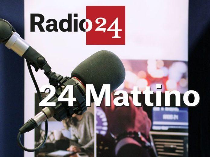Radio 24 24Mattino si rafforza