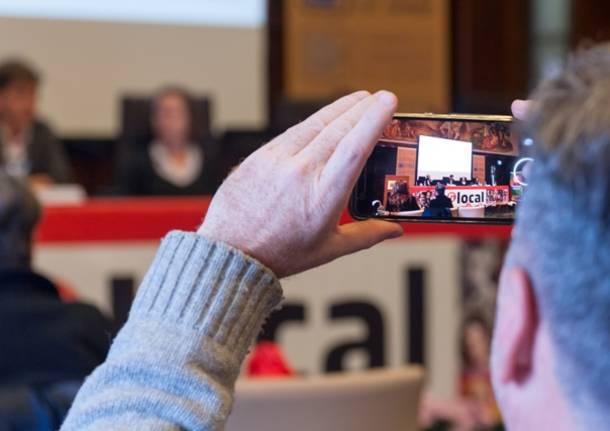 Varese. Festival del giornalismo digitale